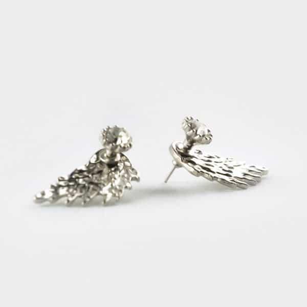 Ces boucles d'oreilles ange sont élégantes, et idéal pour un cadeau